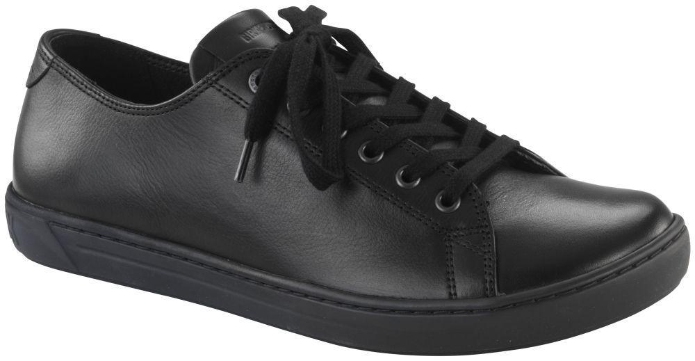 Arran Ladies Black natural leather