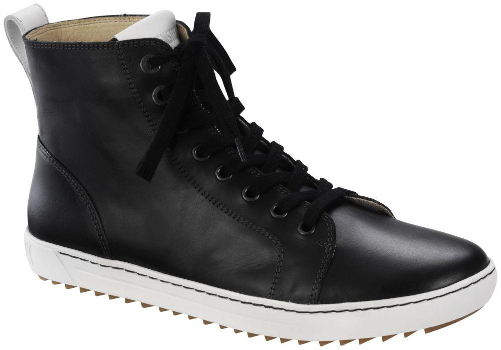 Bartlett Ladies Black natural leather