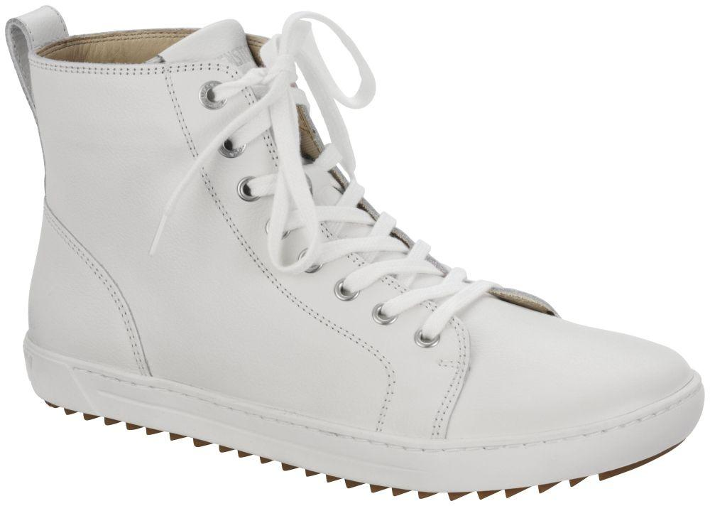 Bartlett Ladies White natural leather