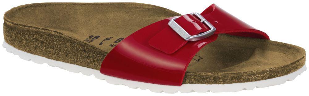Madrid Tango Red Patent Birko-Flor patent