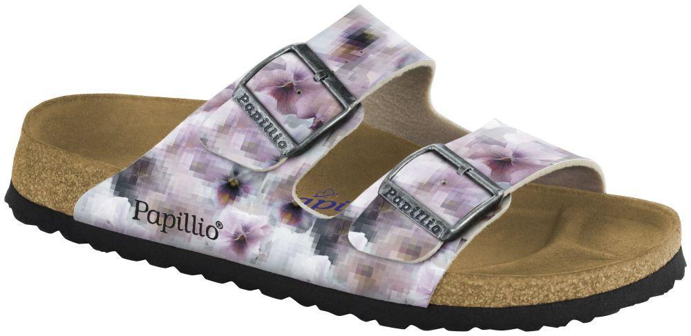 Arizona Pixel Rose Soft Footbed Birko-Flor
