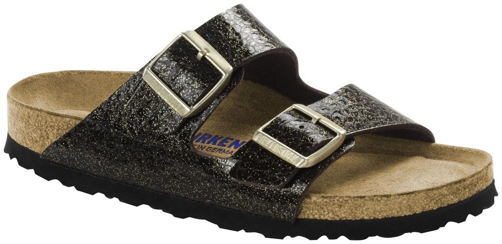 Arizona Myda Espresso Soft Footbed Birko-Flor