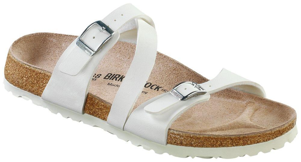 Salina White Birko-Flor