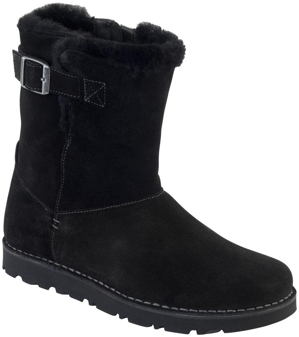 Imola Black Leather