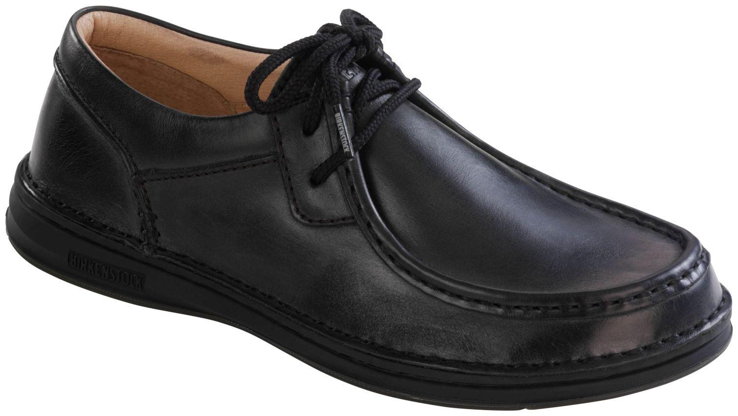 Pasadena Men Black natural leather