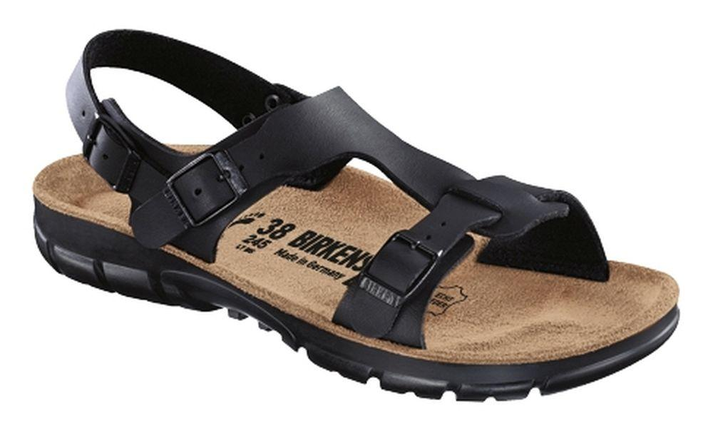 Saragossa Black Soft Footbed Birko-Flor