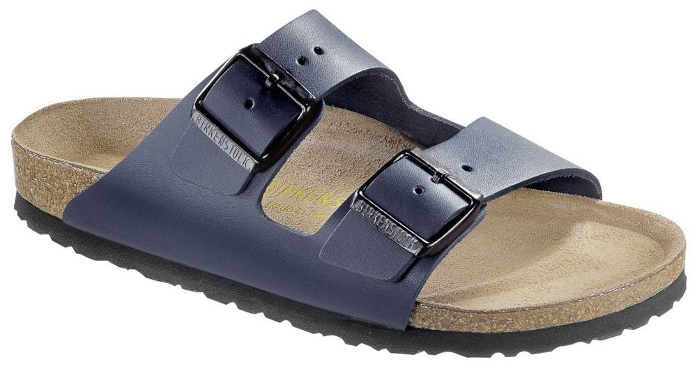 Arizona Blue smooth leather