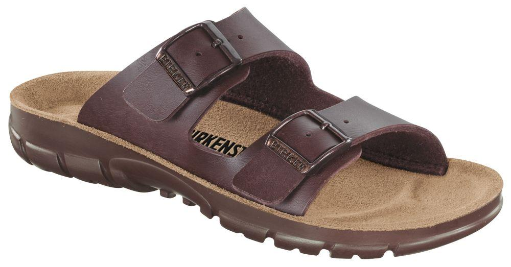Bilbao Brown Soft Footbed Birko-Flor