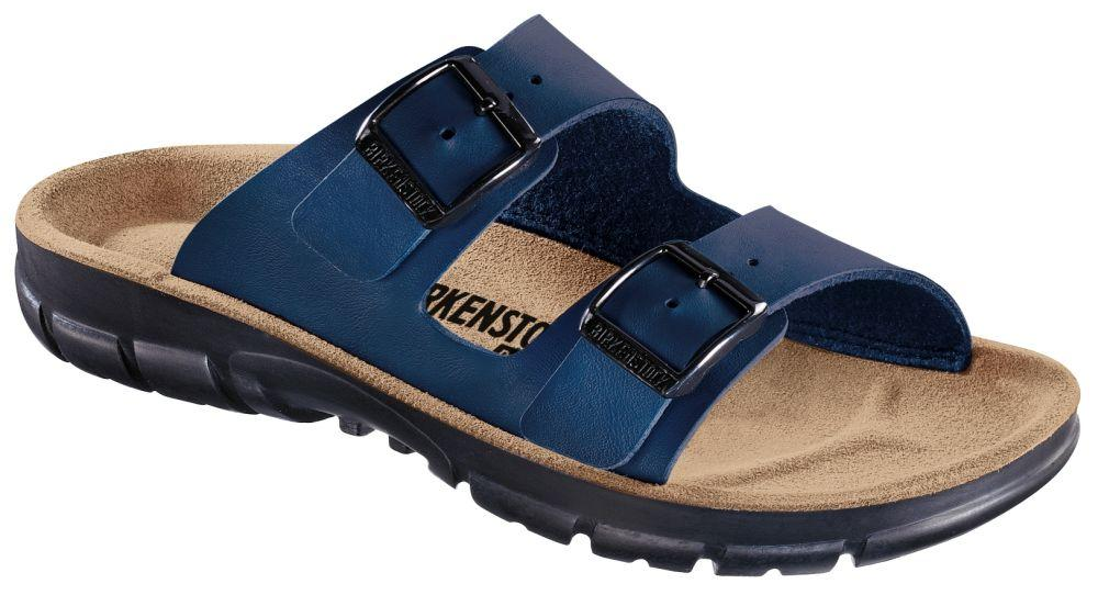 Bilbao Blue Soft Footbed Birko-Flor