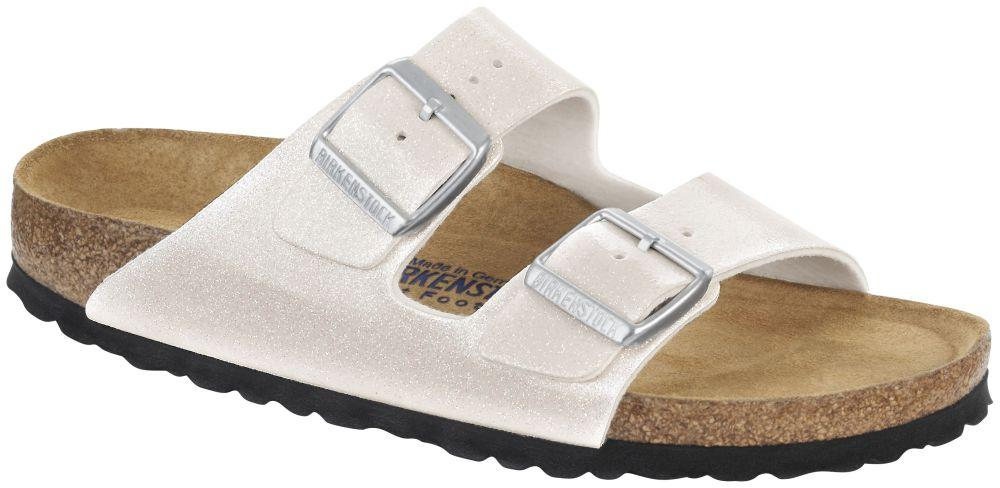 Arizona Magic Galaxy White Soft Footbed Birko-Flor