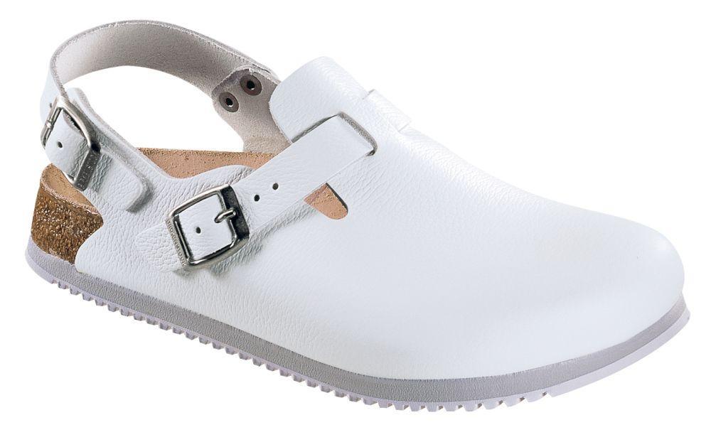 Tokio White Super Grip natural leather
