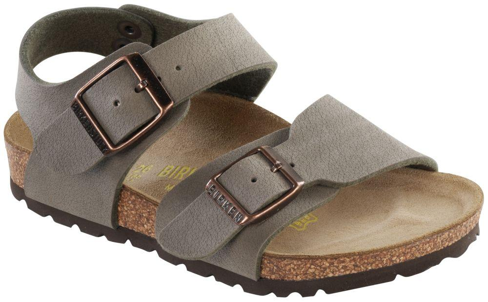 New York Kids Stone Birko-Flor Nubuck